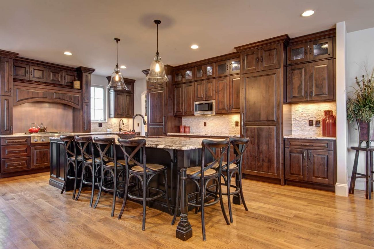 93 Best Black and White Kitchens images in 2019  Kitchen