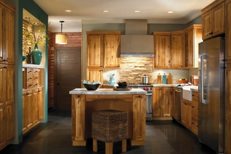 country rustic kitchen eight