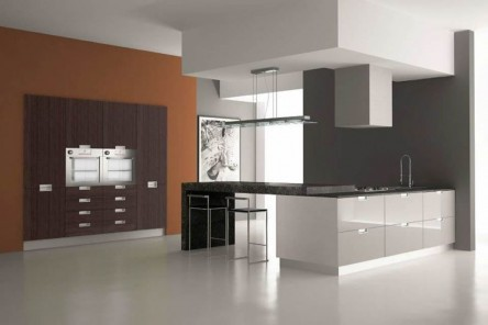 Modern Euro Kitchen two