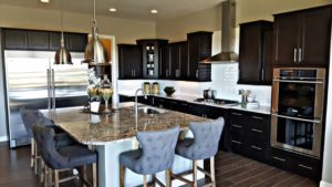 Custom kitchen design in Denver