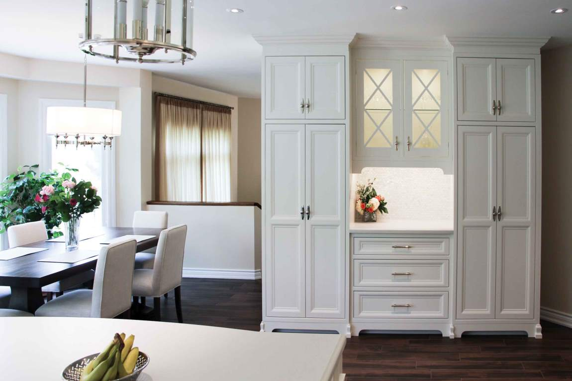 Preventing Your White Kitchen Cabinets from Fading to Yellow