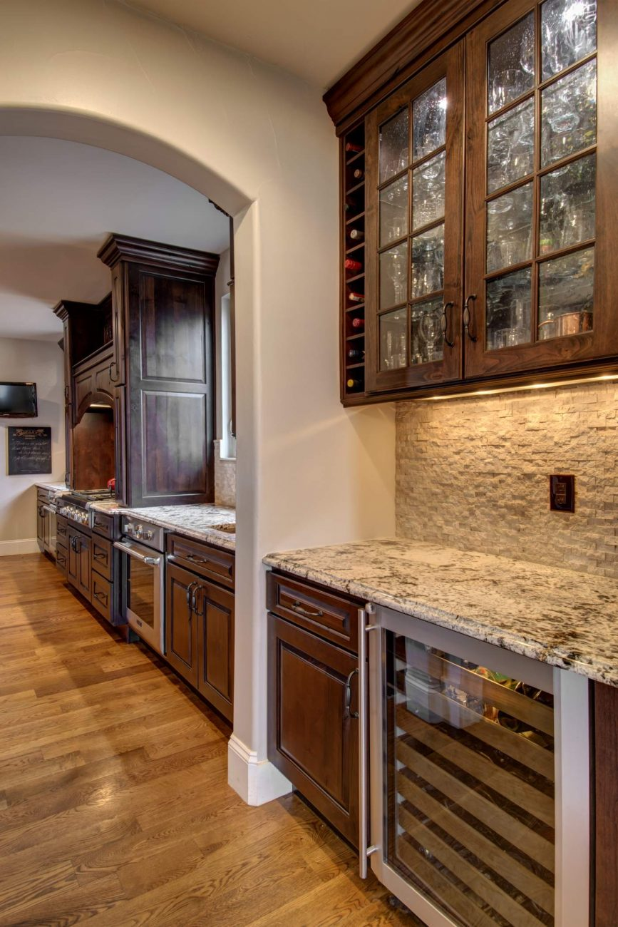 Traditional by Crestwood Cabinets