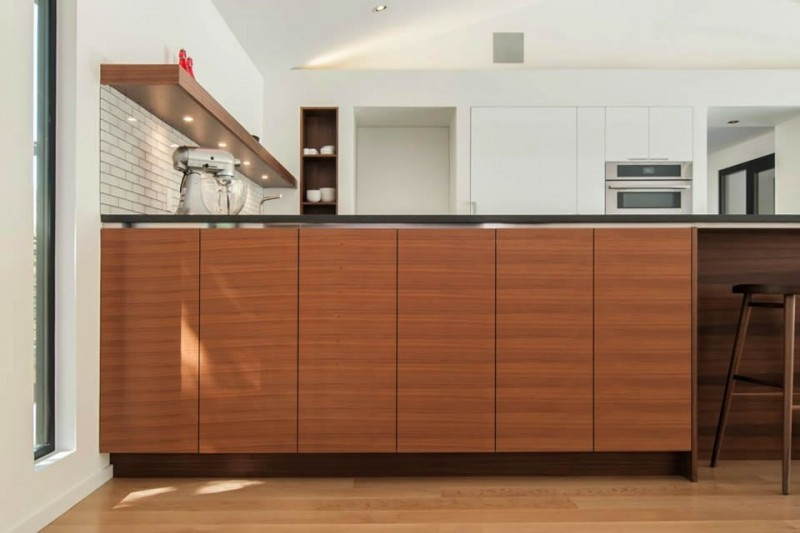 Contemporary Kitchen two