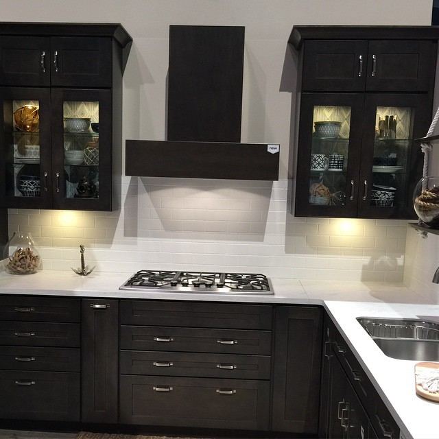 Hot new Aristocraft color coming in the spring!  Shown at KBIS