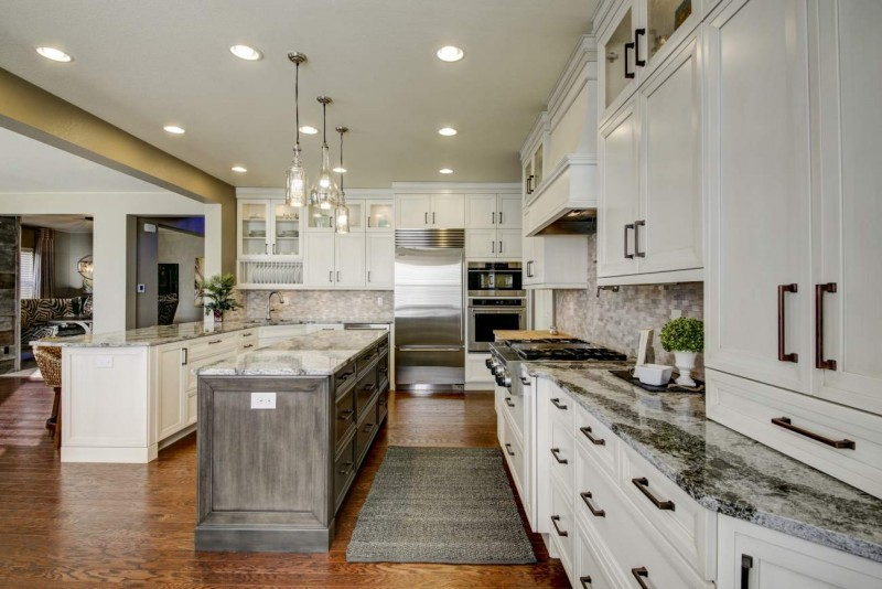 Custom kitchen cabinets in Denver
